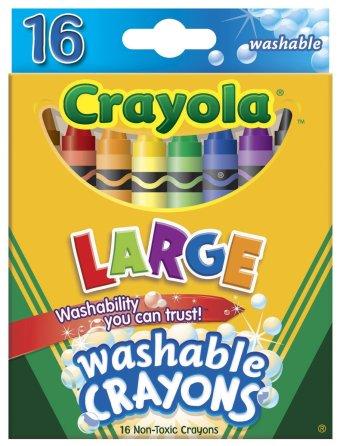 Crayola Washable Crayons