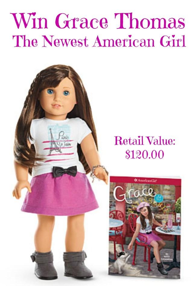 American Girl Giveaway- It's me, debcb!