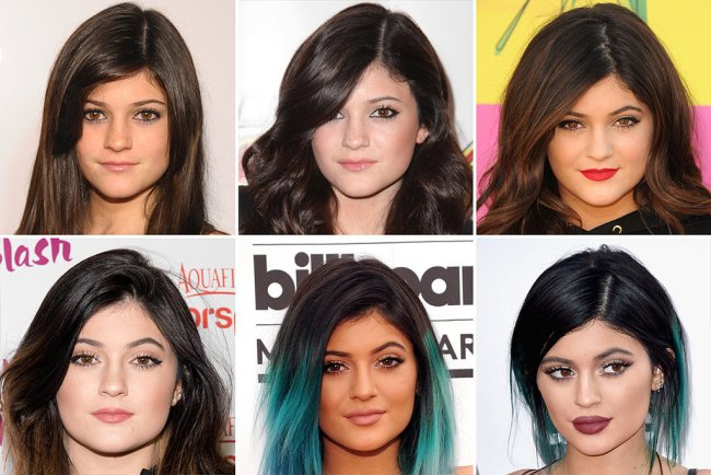 Kylie-Jenner-Beauty-Evolution