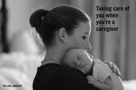 Taking care of you when you're a caregiver