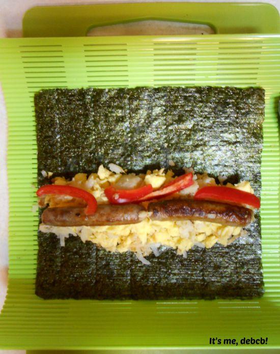 Sushi Prep #1
