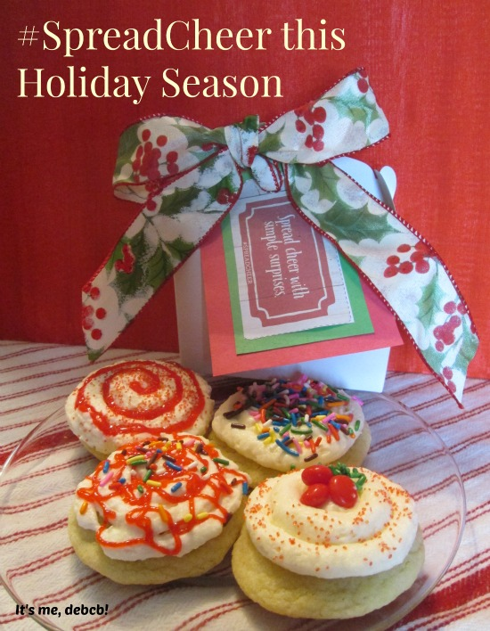 Spread Cheer with Betty Crocker Cookeies