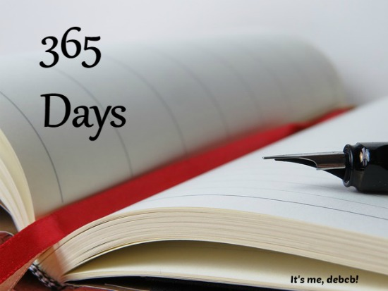 What can happen in 365 days