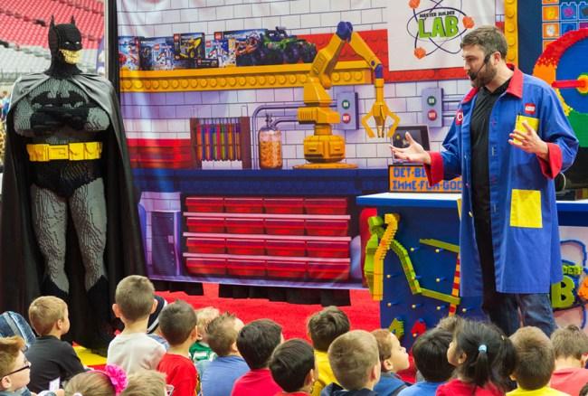 Batman at LEGO® KidsFest
