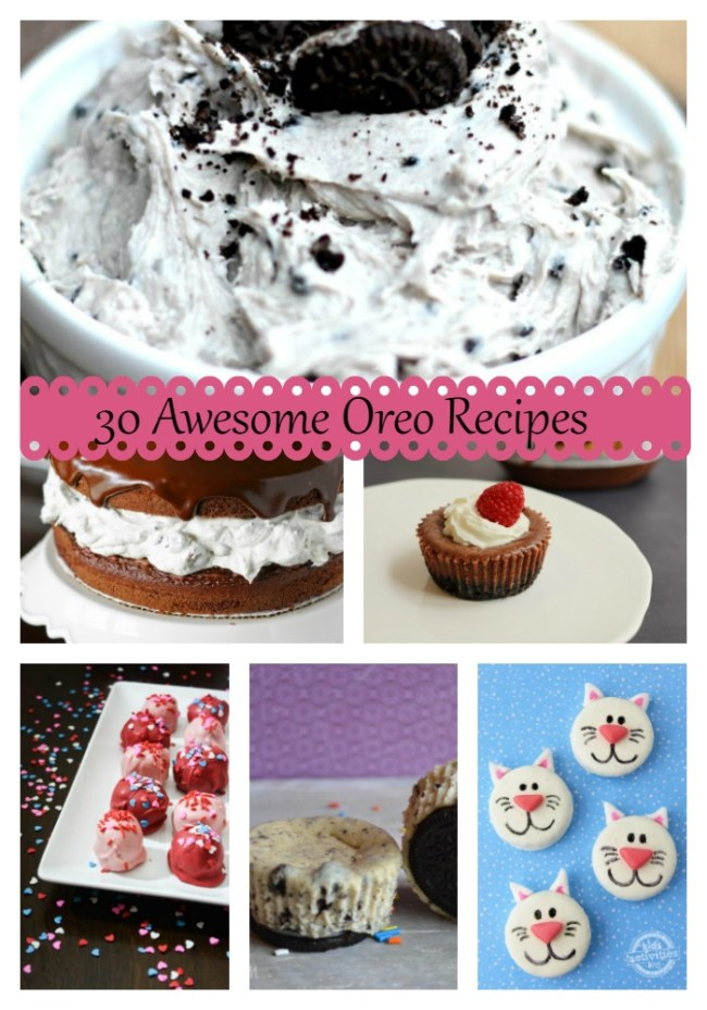 30 Awesome Oreo Recipes