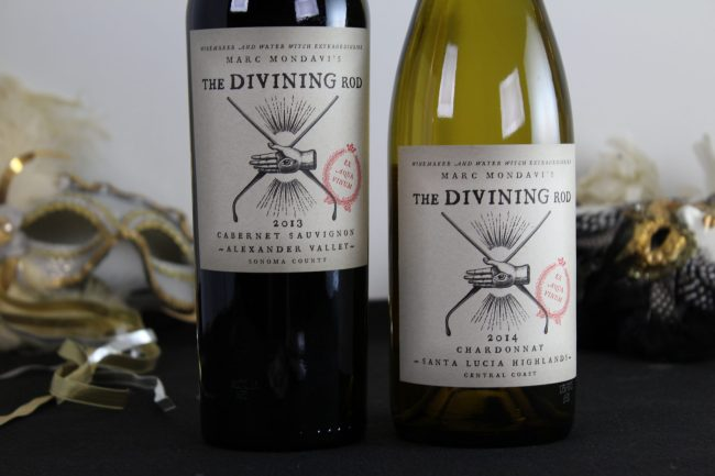 Divining Rod Wines. Perfect for Mardi Gras