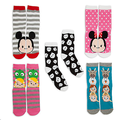 Tsum Tsum Sock Set
