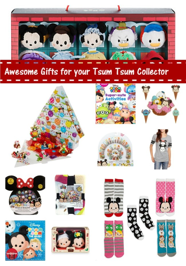 Awesome gifts for your Tsum Tsum Collector