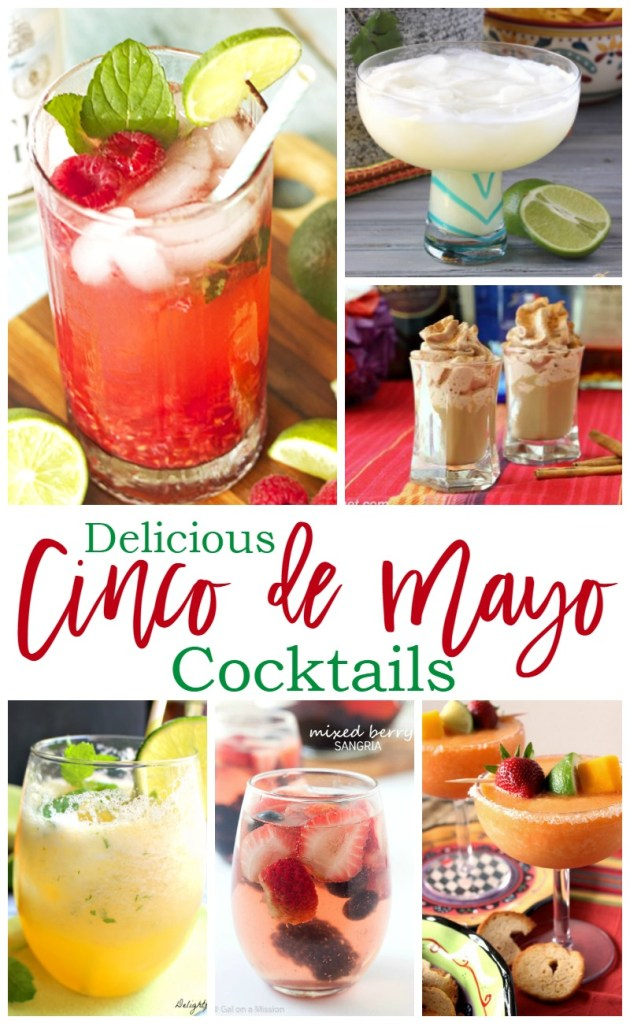 Delicious Cinco de Mayo Cocktails