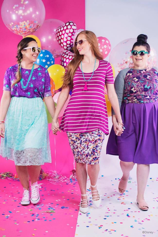 Why the LuLaRoe Collection for Disney is so exciting