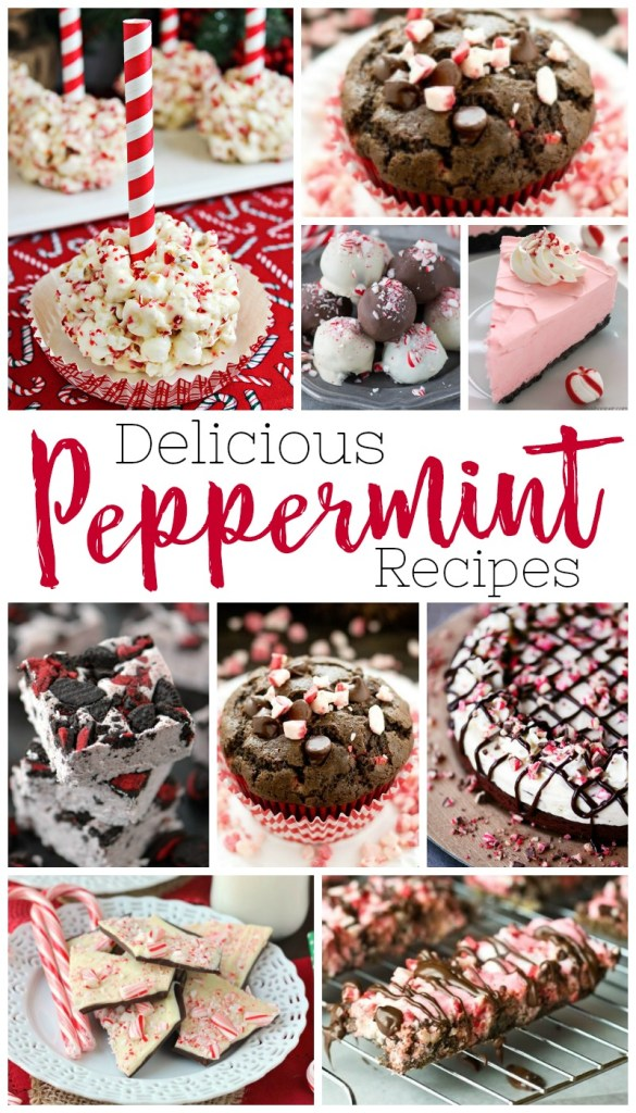 peppermint recipes