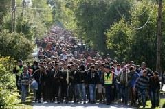 Invasion of Europe of Anti-Christian Hordes.