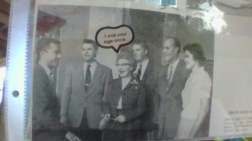 Familiar faces found in the Scarsdale Yearbook 1957