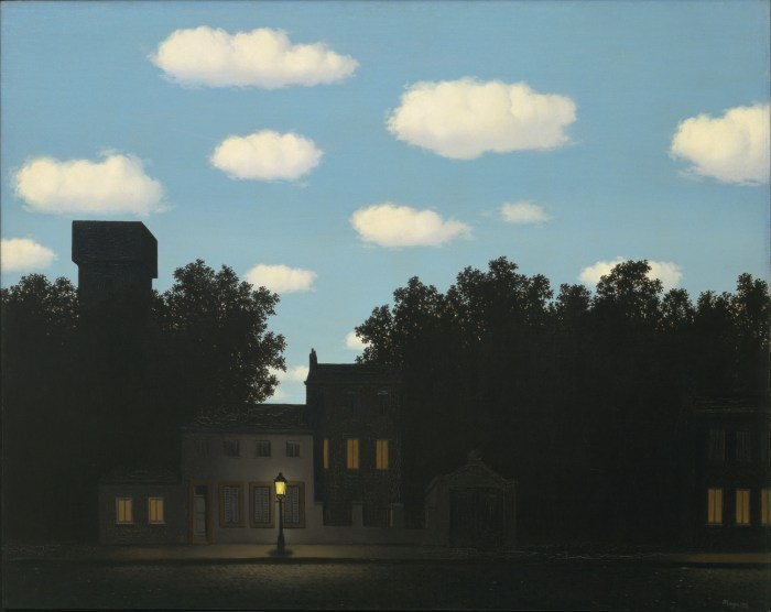 magritte_the empire of light