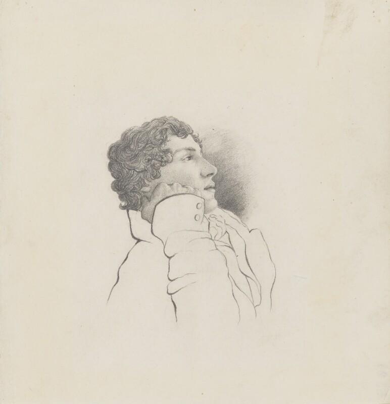 NPG 1963 John-Keats