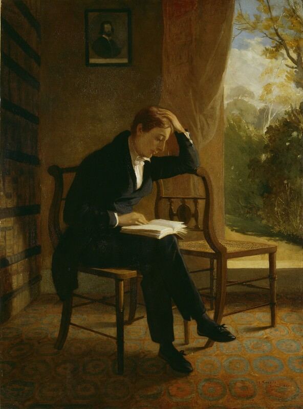 NPG 58 John-Keats