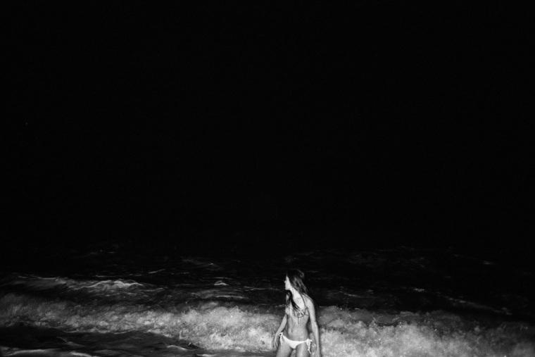 Sombras en el mar