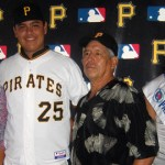 Luis Heredia firmó con Pittsburgh
