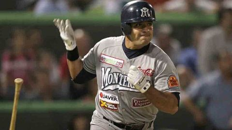 Edgar Quintero de Sultanes de Monterrey