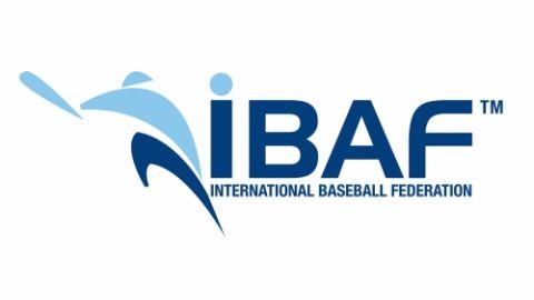 Logotipo de la International Baseball Federation
