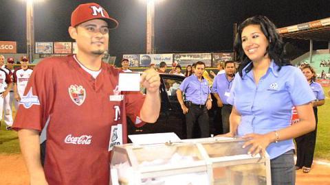 Boleto ganador del Jetta sorteado por Petroleros de Minatitlán