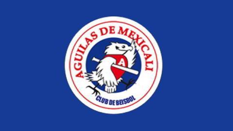 Logotipo de Águilas de Mexicali