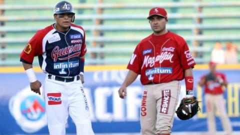 José Manuel Rodríguez de Algodoneros de Guasave y Oswaldo Morejón de Venados de Mazatlán