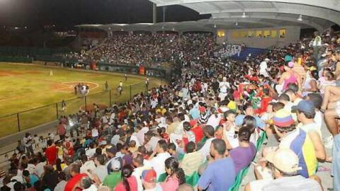 Inauguración del Campeonato Panamericano Juvenil de Beisbol 2011