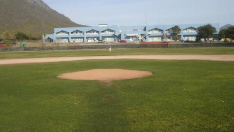 Terreno de juego de la Academia de la Liga Mexicana de Beisbol