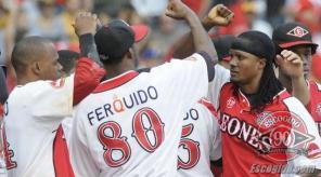 Pablo Ozuna de Leones del Escogido de la República Dominicana