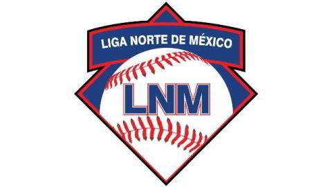 Logotipo de la Liga de Beisbol Norte de México