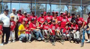 División challenger de la Liga Pequeña IMSS de Mexicali