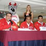 Diablos Rojos del México 2012