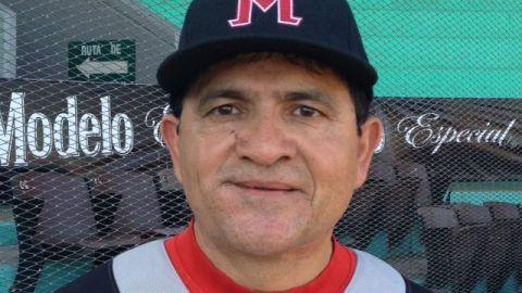 "Alfonso ""Houston"" Jiménez, manager de Petroleros de Minatitlán"