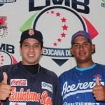 Hernando Luna y Horacio Martínez, jugadores de la semana