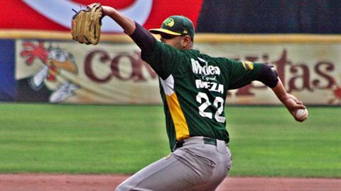 Andrés Meza de Pericos de Puebla en Monclova