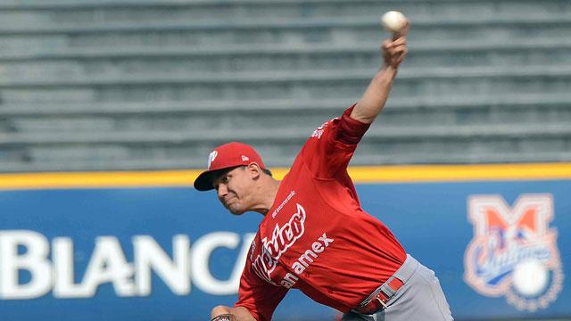 Javier Arturo López de Diablos Rojos del México