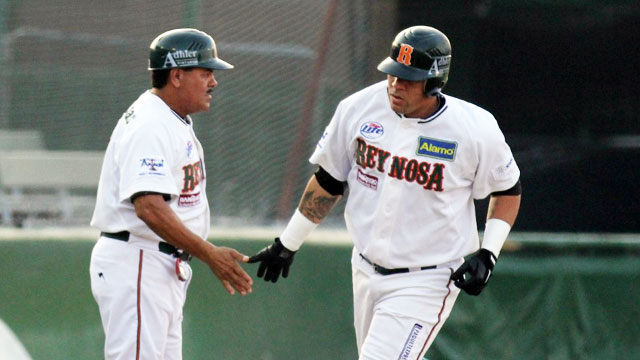 Frank Díaz de Broncos de Reynosa