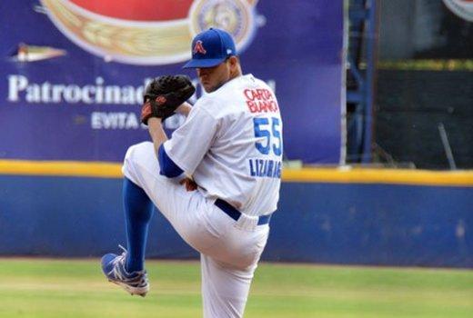 Sergio Lizárraga de Acereros de Monclova