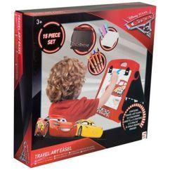 Disney Cars Sofa Canada Ashley Red Leather Toys Debenhams 3 Travel Art Easel