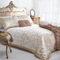 Star By Julien Macdonald Julien Macdonald Gold 'Deco' Bed ...