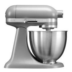 Kitchen Aid Laminate Flooring Kitchenaid Debenhams Artisan Matte Grey Mini Stand Mixer Ksm3311xbfg