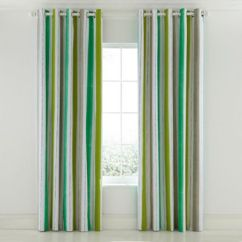 Green Curtains For Living Room Interior Decorating Ideas India Sale Debenhams Helena Springfield Bright Cotton Half Panama Amalfi Tropical Lined