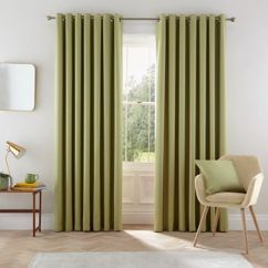 Green Curtains For Living Room Modern Curtain Designs 2016 Sale Debenhams Helena Springfield Lovet Polyester Eden Lined