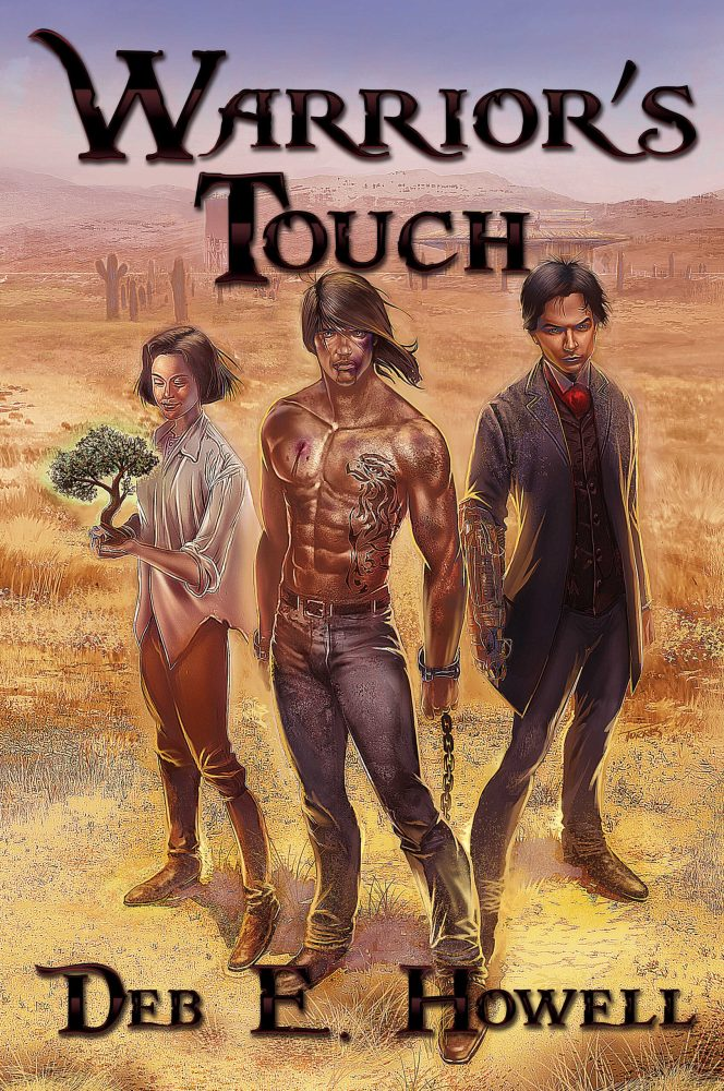 Book Cover: Warrior's Touch