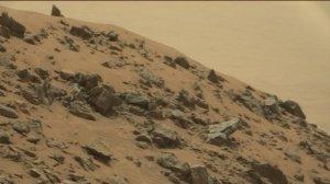 La NASA descubre una pirámide en Marte que según dicen pudo ser obra de una posible civilización alienígena