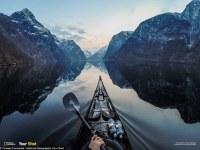 Fotografías que optan al premio de ser cubierta del National Geographic Traveler