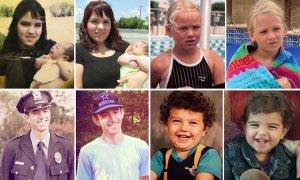 El ataque de los clones! Fotos asombrosas de niños que se ven exactamente como lo hicieron sus padres a la misma edad