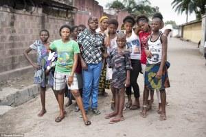 La agonía de los niños del Congo. 50.000 niños son considerados brujos a los que se exorciza brutalmente para expulsar el diablo de ellos