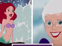 Así  lucirían las princesas Disney con su edad real en el 2015